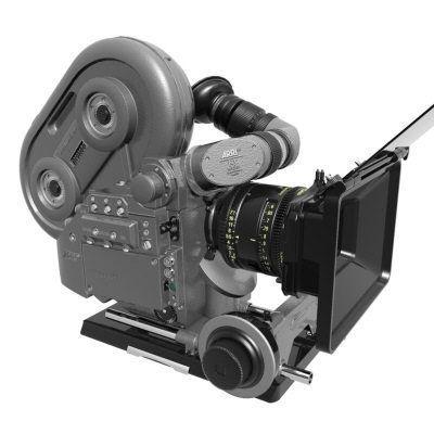Imagen que representa una cámara de filmación.