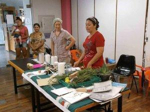 """Ciclo """"La huerta en casa"""": elaboración de champús artesanales"""