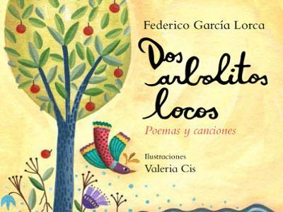Imagen que representa la tapa del libro Dos Arbolitos Locos.