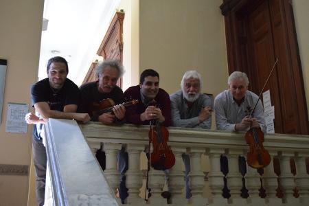 Quinteto Municipal de Cuerdas